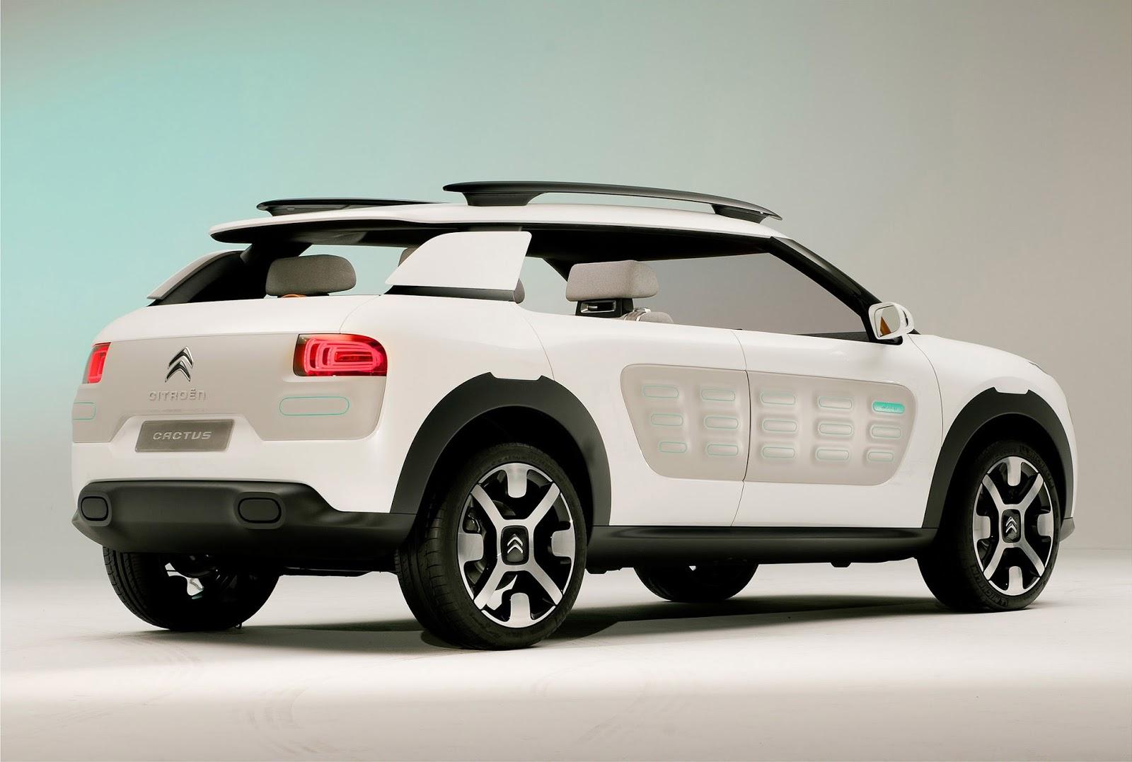 Citroen Cactus Concept 2013 Hottest Car Wallpapers