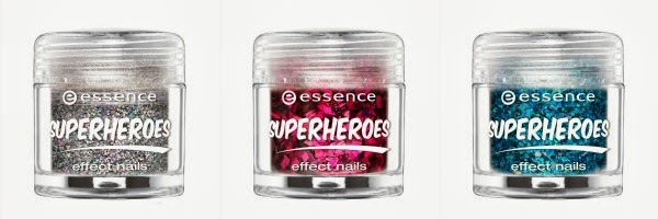 essence superheroes – effect nails