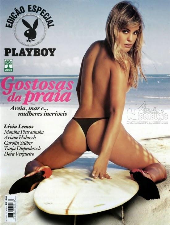 Playboy especial gatas da praia