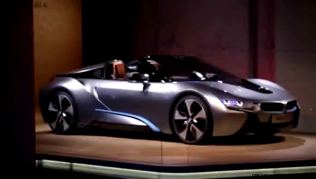 BMW i8 2013 New York Commercial BMW Electric Hybrid   2015 Luxury