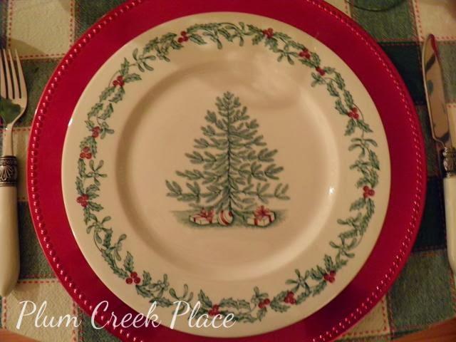 Plum Creek Place: Oh Christmas Tree