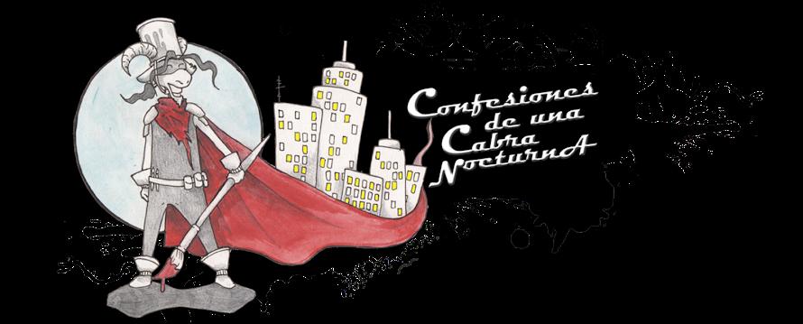 Confesiones de una Cabra Nocturna