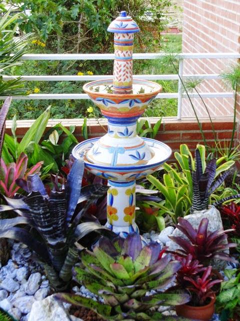 Jardín diseñado por el autor