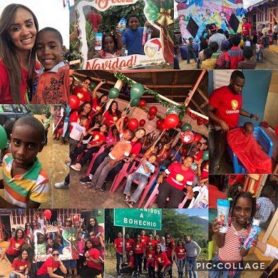 VIDEO-Centro Odontoleón: Usan fondos fiesta navideña ayudar niños Los Haitises-Cordillera Central