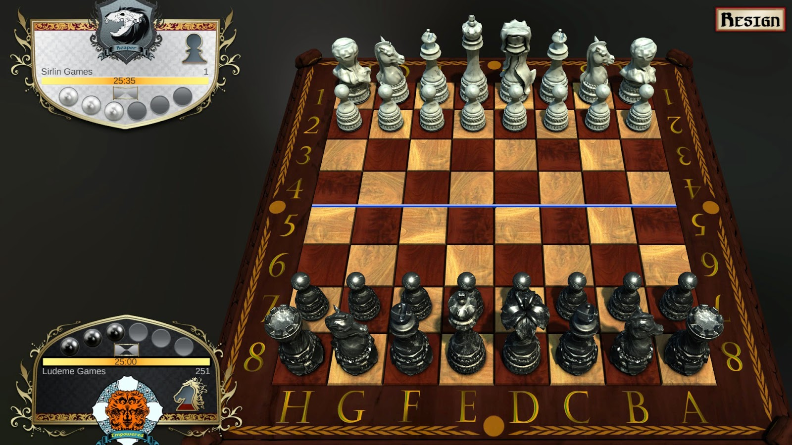 Chess 2 the sequel review midline invasion