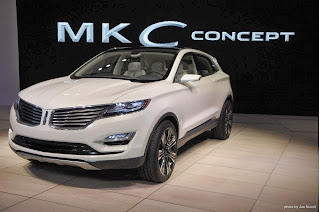 2015 Lincoln MKC – New Luxury Crossover SUV
