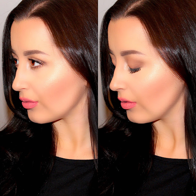 How To Do a Simple Everyday Eye Contour and Makeup Tutorial