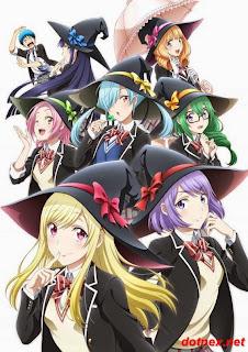 Download Anime Yamada & 7 Witches 1-12 Sub Indo