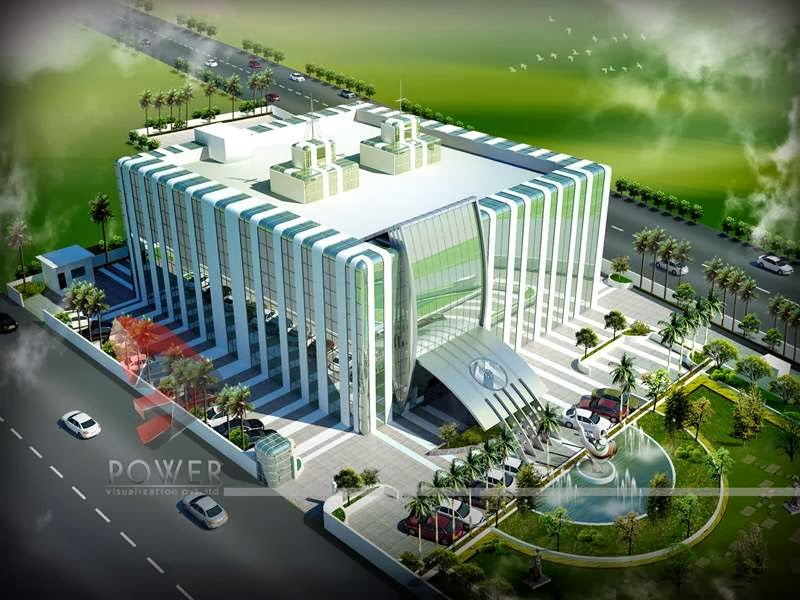 Modern Hospital Architecture Healthcare Design