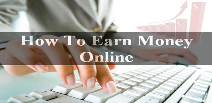 online money earn