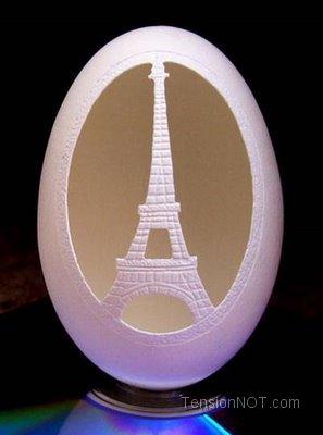 Egg Shell Art - Egg Art