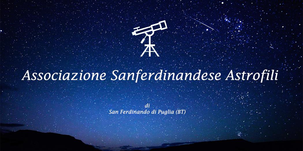 ASA - Associazione Sanferdinandese Astrofili