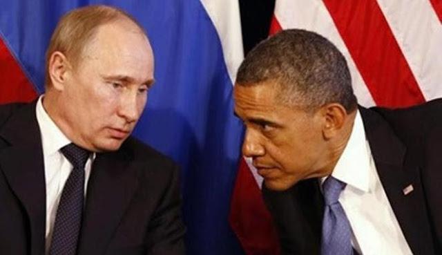 """Putin """"Mengkuliahi"""" Obama Soal Suriah, AS Gusar"""