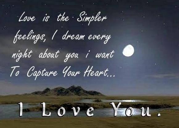 Ucapan Selamat Malam Romantis Bahasa Inggris Untuk Pacar