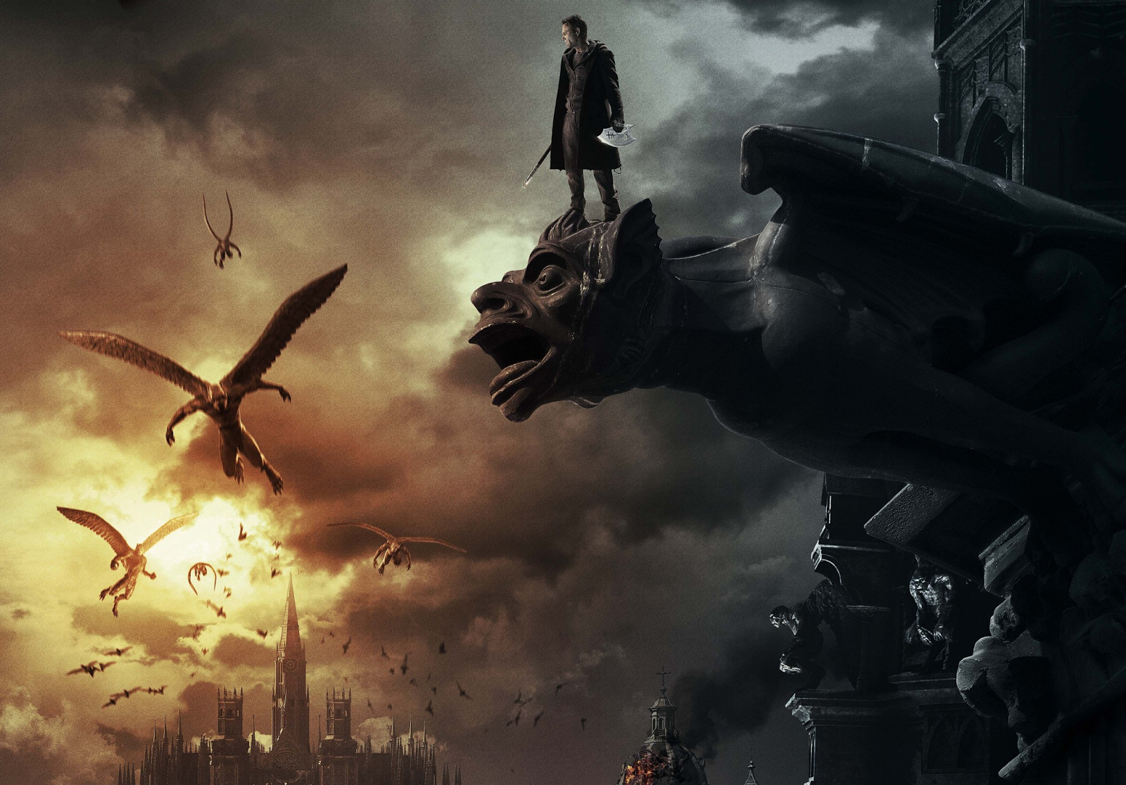 I, Frankenstein: First Trailer - Zombie of the Week