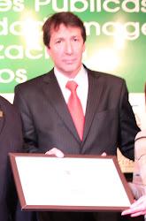 Embajador Darío A. Lucas.