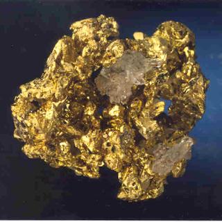 Ciri-ciri Tanah Mengandungi Emas
