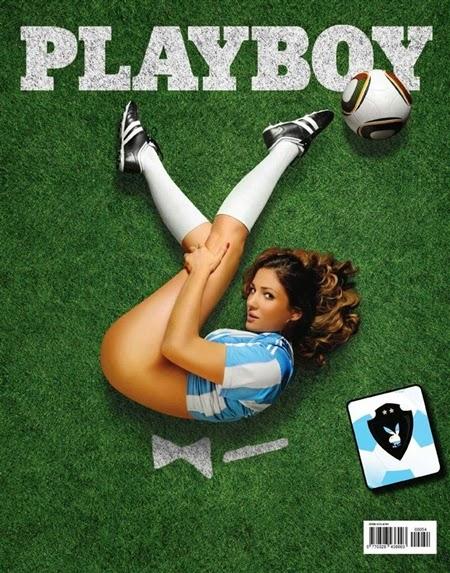 Delantera Mundial – Playboy Argentina