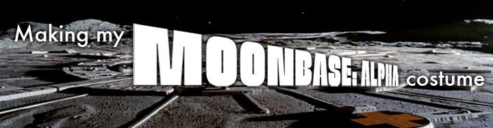 Maing my Moonbase: Alpha costume