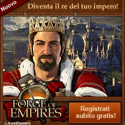 Forge of Empires, il nuovo browser game Innogames