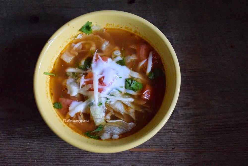 Pozole (soupe mexicaine)