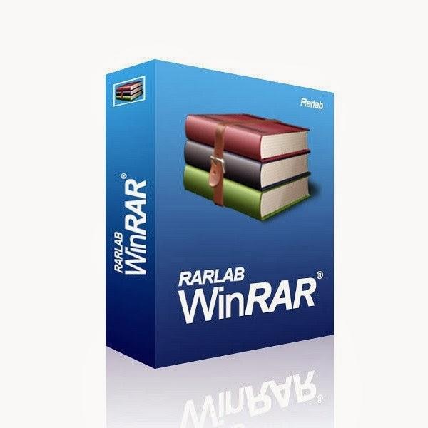WinRar Version 5 32/64 Bit Full Version