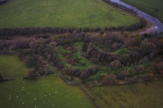 Mote-of-Liddel-was-a-Castle-defending-the-English-Side-of-the-River-Liddel
