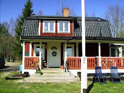 Tallbo vårat hus på landet från 1923