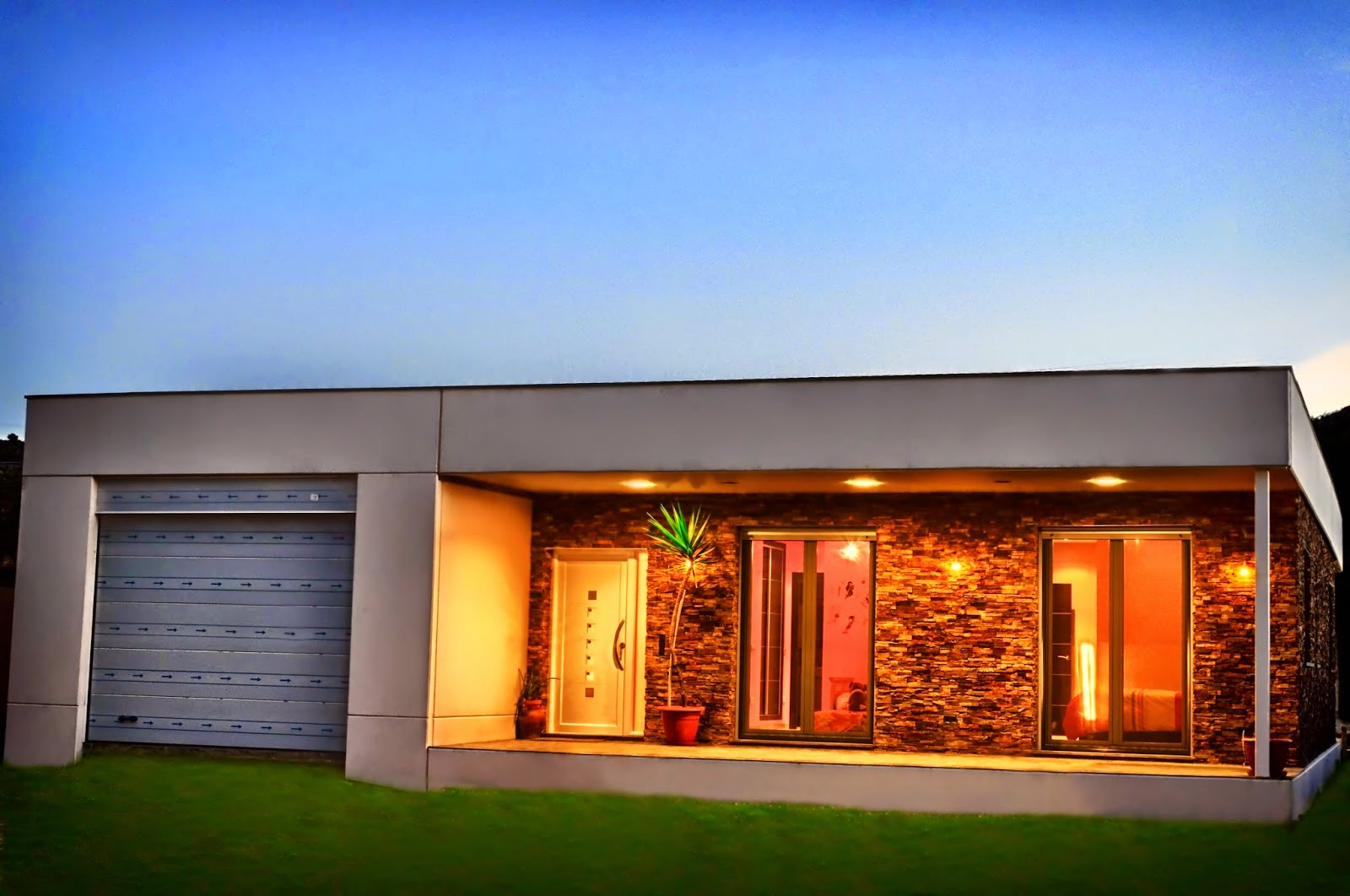 Arquitectura casas modulares taringa - Viviendas modulares diseno ...