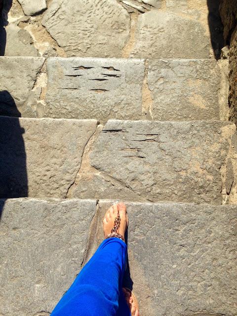 Escadaria Portuguesa Estilo Português Suave