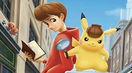 Filmagens do live-action Detective Pikachu começam em 2018