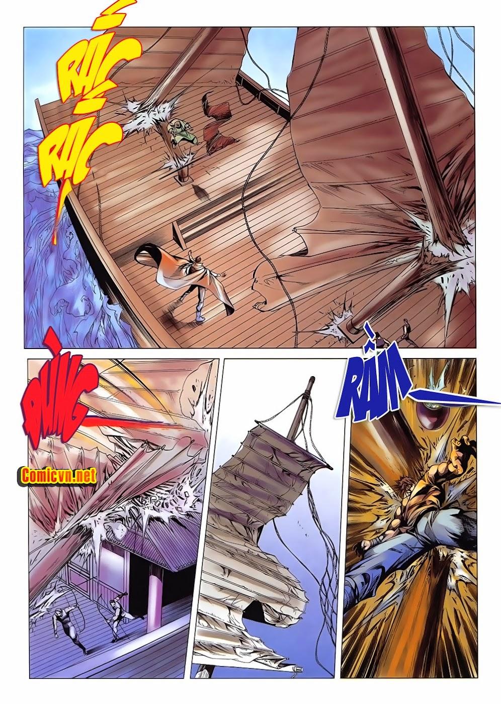 Lục Đạo Thiên Thư chap 15 - Trang 28