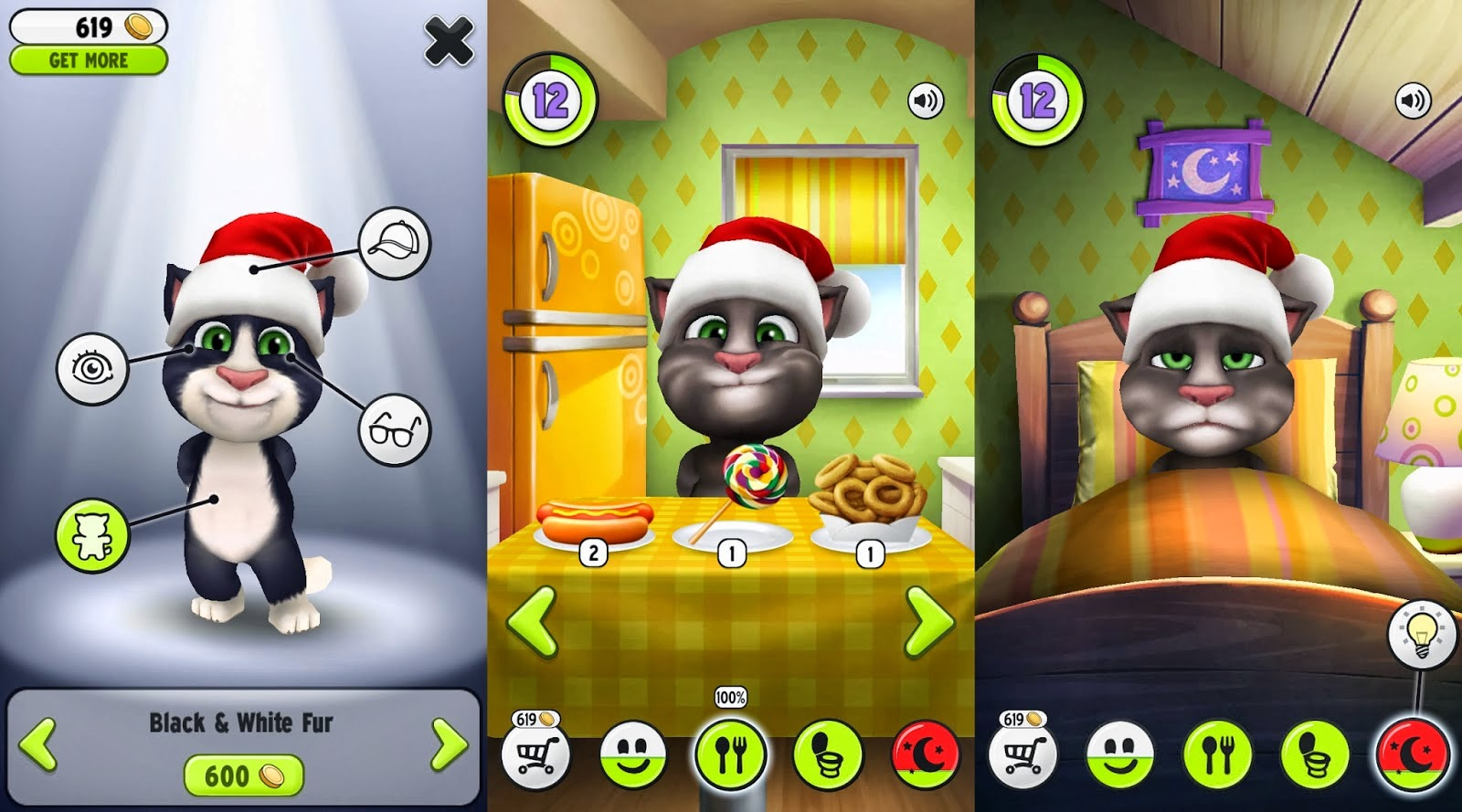 My Talking Tom | minnoru