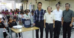 2012年:联办PMR华文科激励与辅导讲座