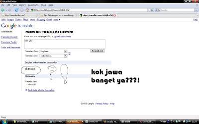 Google translate bahasa jawa,terjemah bahasa jawa