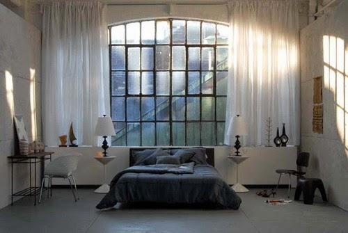 Świat przez duże okna, big windows, witryny, duże okna, Loft,