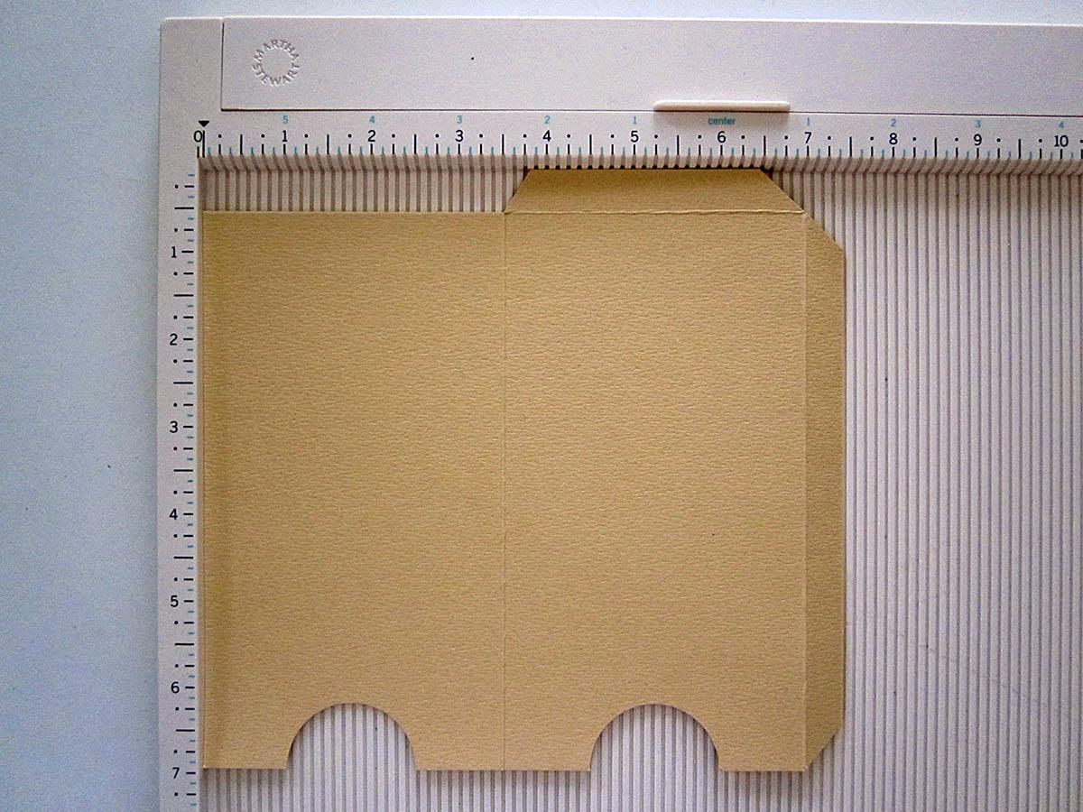 Как из бумаги сделать большой конверт из бумаги