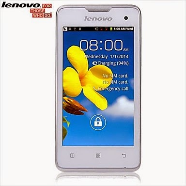 Lenovo A396 Android