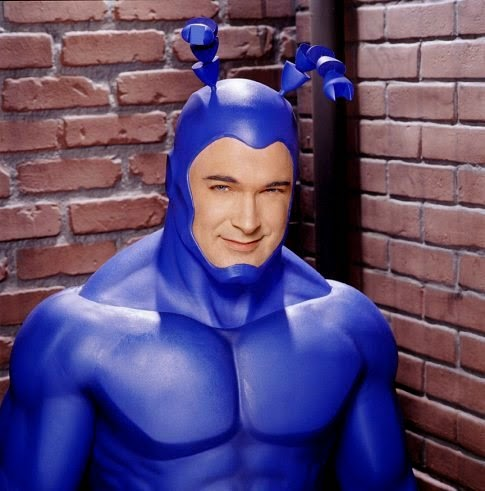 The Tick live action series gets rivival from Amazon Prime streaming