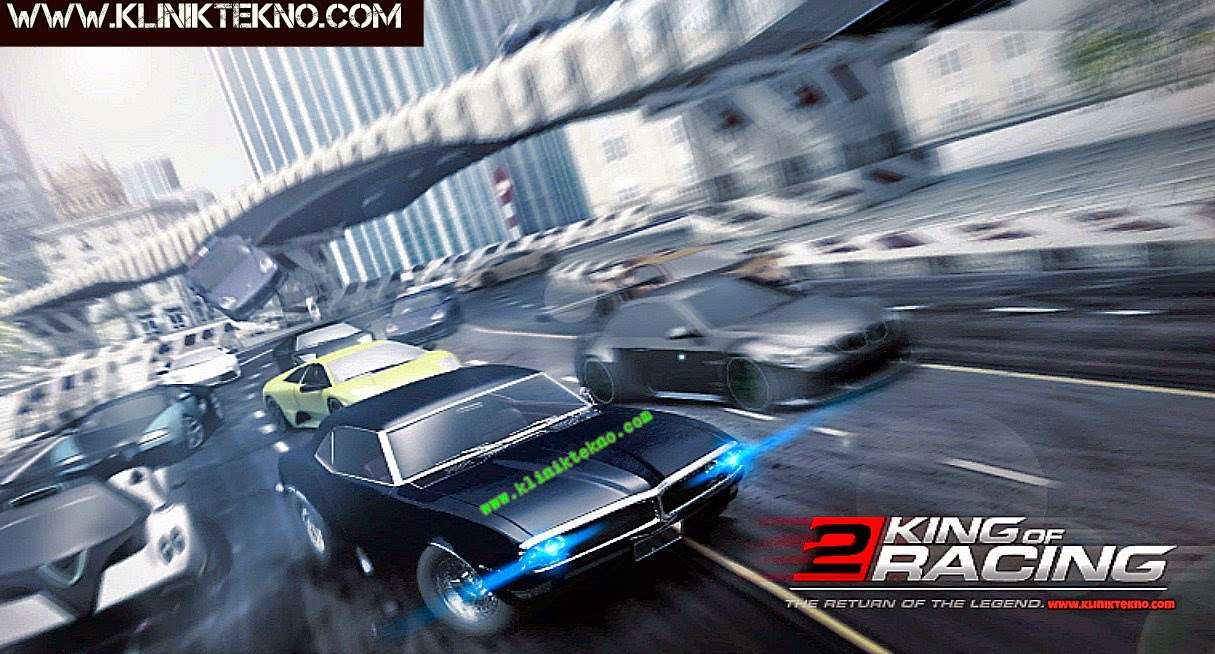 King Racing 2 v1.1 Apk Data Mod Unlimited Money