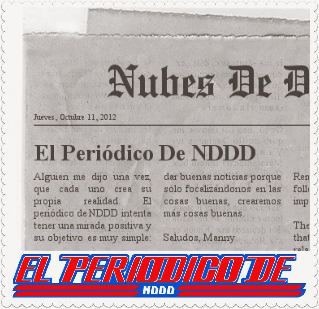 El Periódico De Nubes De Dosis Diarias