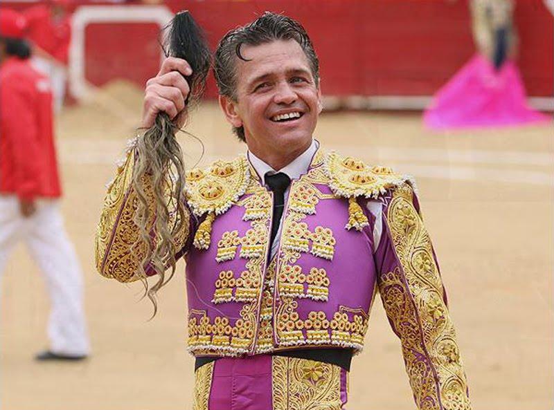 Guillermo Alban gran torero ecuatoriano faenas