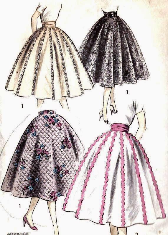 figurini moda da vestire