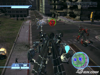 Transformers The Game Rip Version