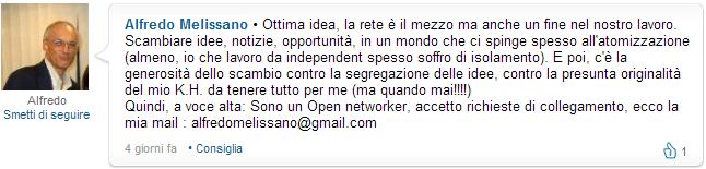 Linkedin open networker closed networker
