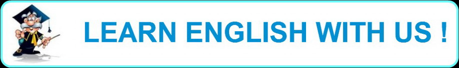 LEARN ENGLISH WITH US !