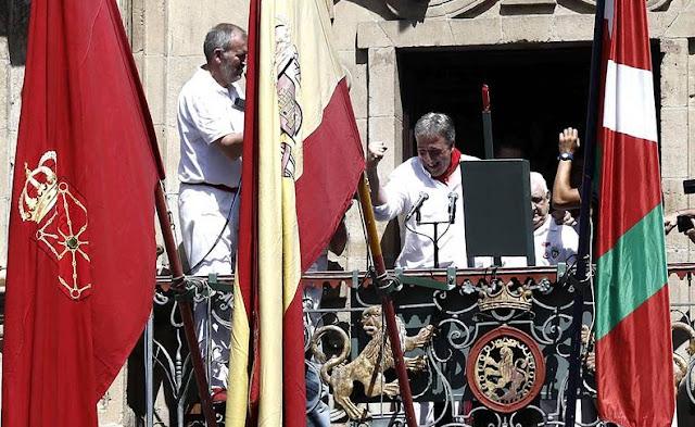 V.M. Arbeloa: Banderas y sensibilidades