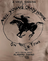 Neil Young and Crazy Horse Tour 2012
