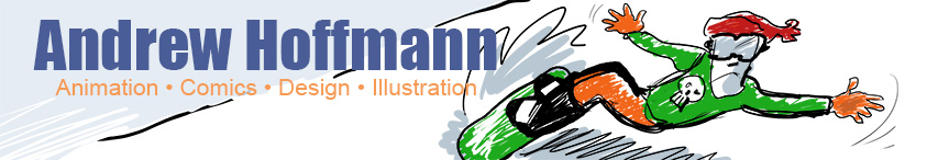 Andrew Hoffmann Cartoonist