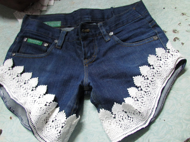 Lace shorts, lace cutout shorts, white lace shorts, denim lace shorts, jeans lace shorts, blue denim lace shorts, blue denim and white lace shorts, white lace, how to make lace shorts, how to make lace shorts at home, how to make denim lace shorts, how to make jeans lace shorts, how to make shorts from a denim, how to make shorts from a jeans, DIY lace shorts, DIY denim lace short, DIY jeans shorts, DIY jeans lace shorts, DIY lace shorts from denim, DIY lace shorts from jeans, DIY lace cutout shorts, DIY lace cutout denim shorts,DIY projects for children, DIY projects for small girls, DIY headband for girls, DIY headbands for children, craft , easy craft, easy craft projects, easy craft projects for children, easy craft projects for holidays, holiday homework, holiday homework projects,beauty , fashion,beauty and fashion,beauty blog, fashion blog , indian beauty blog,indian fashion blog, beauty and fashion blog, indian beauty and fashion blog, indian bloggers, indian beauty bloggers, indian fashion bloggers,indian bloggers online, top 10 indian bloggers, top indian bloggers,top 10 fashion bloggers, indian bloggers on blogspot,home remedies, how to